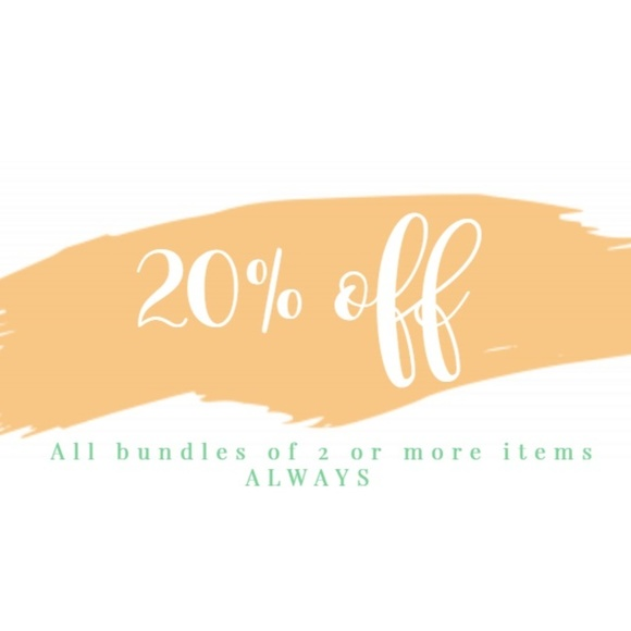 Other - APPLIED AUTOMATICALLY - 20% of Bundles